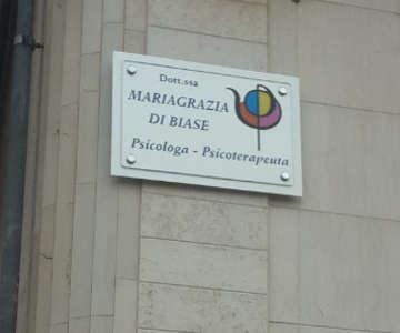 Studio della Dott.ssa Mariagrazia Di Biase - Montalbano di Fasano: Foto 1